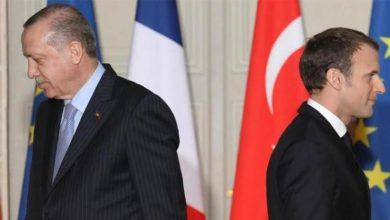 ماكرون- اردوغان
