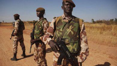 l'armée malienne