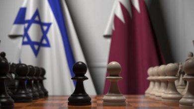 صورة الخارجية الأمريكية: قطر تستجيب لتوقيع معاهدة سلام مع إسرائيل