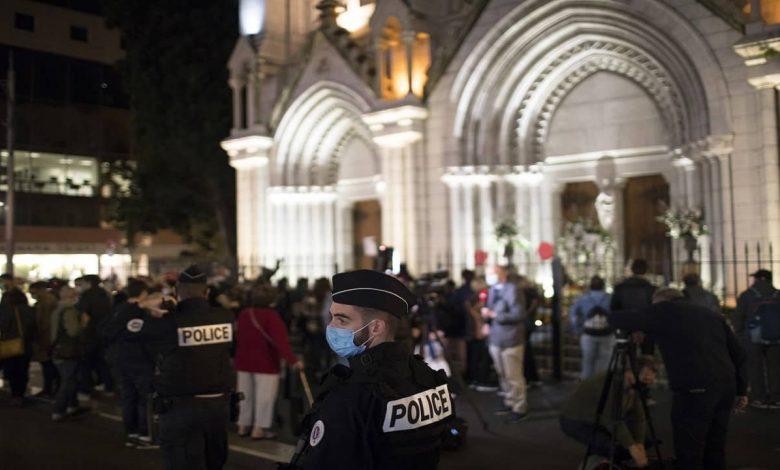هجوم مسلح على كنيسة في مدينة ليون الفرنسية