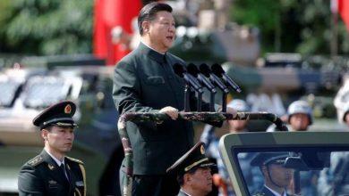 صورة الرئيس الصيني يطلب من جيش بلاده بالاستعداد للحرب