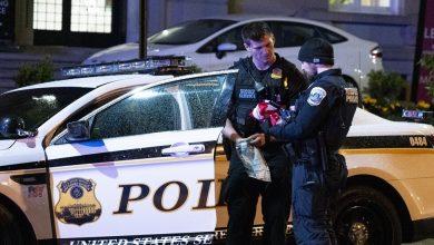 صورة الشرطة الأمريكية تقتل رجلاً من أصول إفريقية في مدينة فيلادلفيا