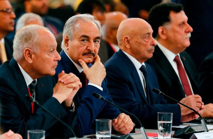 الفرقاء الليبيون يجتمعون مجدداً في القاهرة