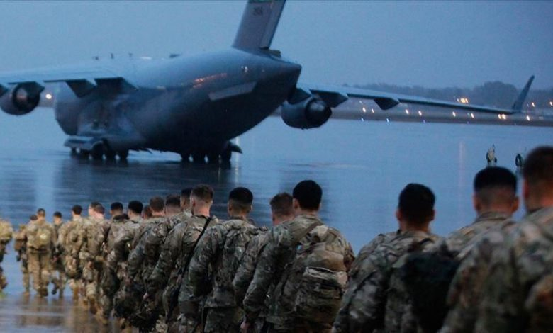 الناتو يعتزم سحب قواته من أفغانستان