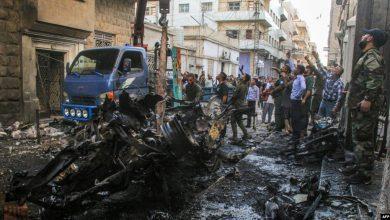 انفجار شاحنة مفخخة في مدينة سورية خاضعة لسيطرة النظام التركي