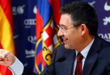 صورة رئيس نادي برشلونة لا يفكر في الاستقالة من منصبه