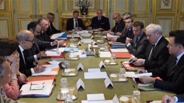 مجلس الدفاع الفرنسي