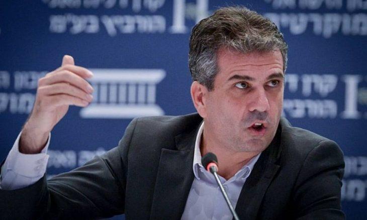 وزير الاستخبارات الإسرائيلي، إيلي كوهين