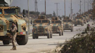 النظام التركي يحشد قوات عسكرية في إدلب