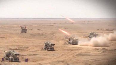"""صورة القوات المسلحة المصرية تطلق مناورة """"ردع"""""""