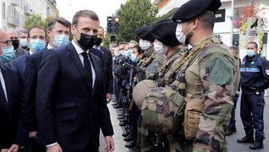 ماكرون يؤكد على وحدة الفرنسيين من كل الأديان في مواجهة الإرهاب