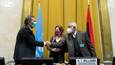 صورة اتفاق دائم لوقف إطلاق النار في ليبيا برعاية أممية