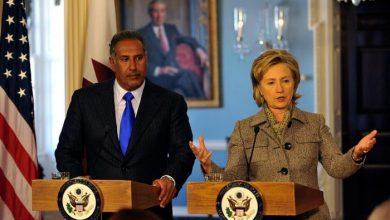 صورة قطر فتحت خزائنها لإدارة أوباما لدعم الخراب في الشرق الأوسط