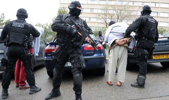 231 étrangers radicalisés