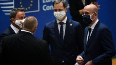 صورة أوروبا توجه رسائل ساخنة للنظام التركي
