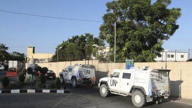 صورة البدء بمفاوضات ترسيم الحدود بين لبنان وإسرائيل