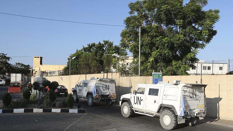 مفاوضات ترسيم الحدود البحرية بين لبنانوإسرائيل