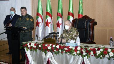 صورة الجيش الجزائري يتعهد بتأمين مراكز الاستفتاء الدستوري في البلاد