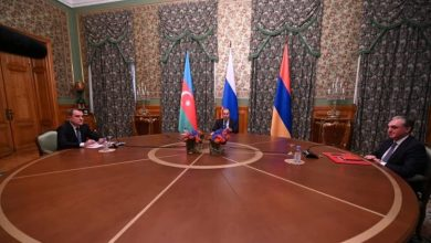 صورة أرمينيا وأذربيجان تتجهان إلى هدنة في إقليم ناغورنو كاراباخ