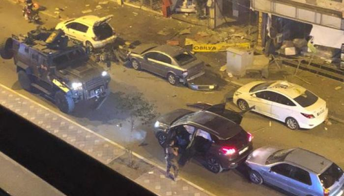 تفجير انتحاري في تركيا