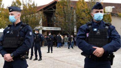 صورة حل جمعية تتبع للإخونجية في فرنسا