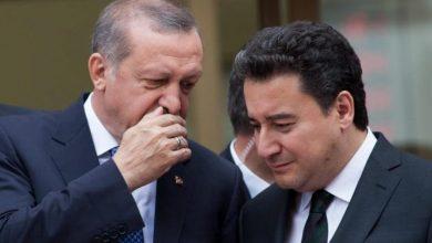 Photo de Ali Babacan: L'économie turque est dans sa pire condition