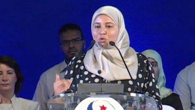 Photo de Amna Dridi démissionne du Conseil de la choura d'Ennahdha