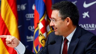 Photo of Barcelona club president announces his position on resignation