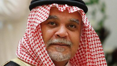 Photo of Bandar Bin Sultan: The cause of Palestine is just and its lawyers are losers…