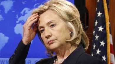 """Photo of Document's expose """"Hillary's emails"""" between Clinton, Qatar and Al-Ikhwan"""