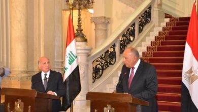 Photo of Egypt, Iraq Foreign Minister to discus Challenges, Foreign Interventions that facing Iraq