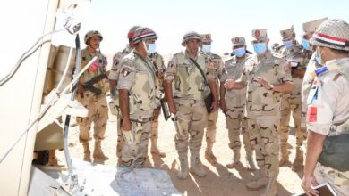 Photo of Egyptian Armed Forces attends Radaa-2020 Drills assumed by Central Military Zone Units