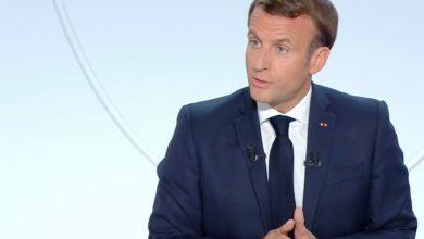 Photo de Emmanuel Macron annonce un couvre-feu à Paris et dans 8 métropoles