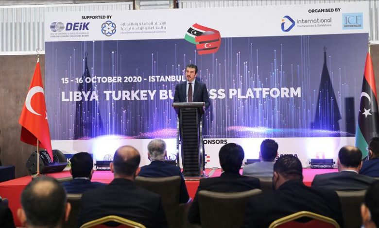 Forum économique turco-libyen