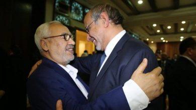 Photo de Ghannouchi cherche à hériter Hamadi Jebali pour diriger le mouvement Ennahdha