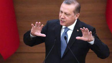 Photo de La longue ombre d'Erdogan