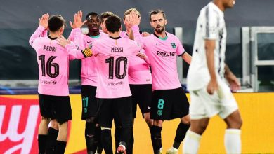 Photo de Le FC Barcelone s'est imposé sur la Juventus 2-0