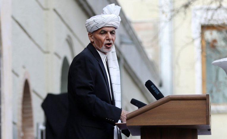 Le président afghan