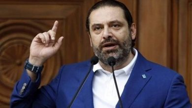 Photo of Lebanese PM Hariri says he is 'definitely a candidate' to head next government