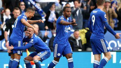 Photo de Leicester a battu  Arsenal 1-0