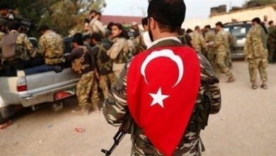 Les mercenaires d'Erdogan