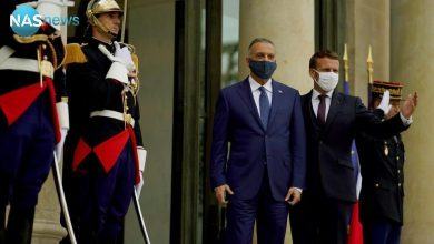 Photo of Macron support Iraq's sovereignty and rejects foreign interference in its affairs