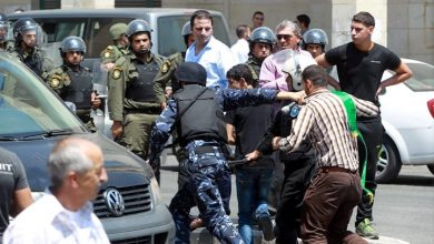 Photo of Palestinian Authority Arrests Dozens Opponents of President Mahmoud Abbas