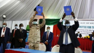 Photo of Sudanese government, armed rebel groups signs peace deal in Juba to end prolonged armed conflicts