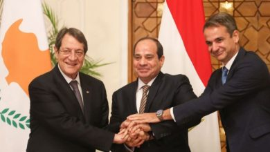 Photo of Tripartite summit of Egypt, Cyprus and Greece in Nicosia
