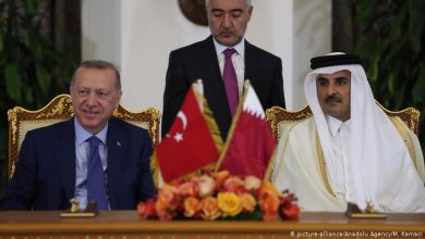 Photo of Turkey and its ally Qatar adopt moving forward with their destructive vision of supporting groups and militias