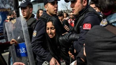 Photo of Washington Post: Erdogan's crackpot charges against a harmless activist show how low Turkey has sunk