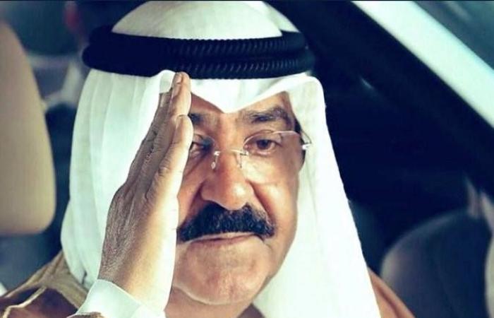 cheikh Mechaal al-Ahmad al-Jaber Al-Sabah
