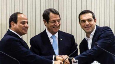 Photo de Un sommet tripartite, réunit l'Égypte, la Grèce et Chypre à Nicosie