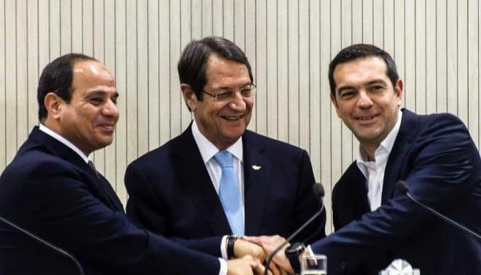 l'Égypte, la Grèce et Chypre